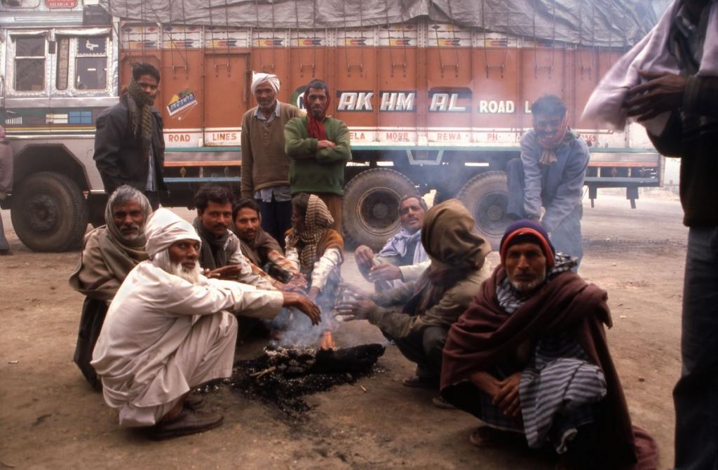 indien-truckdrivers