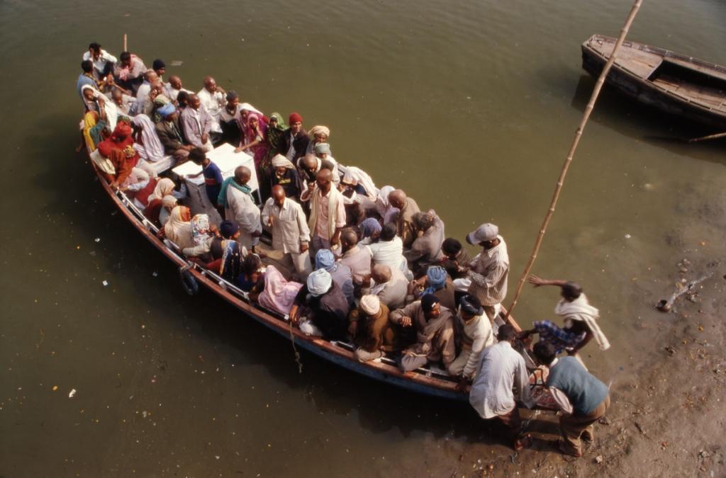 indien-varanasi-boot