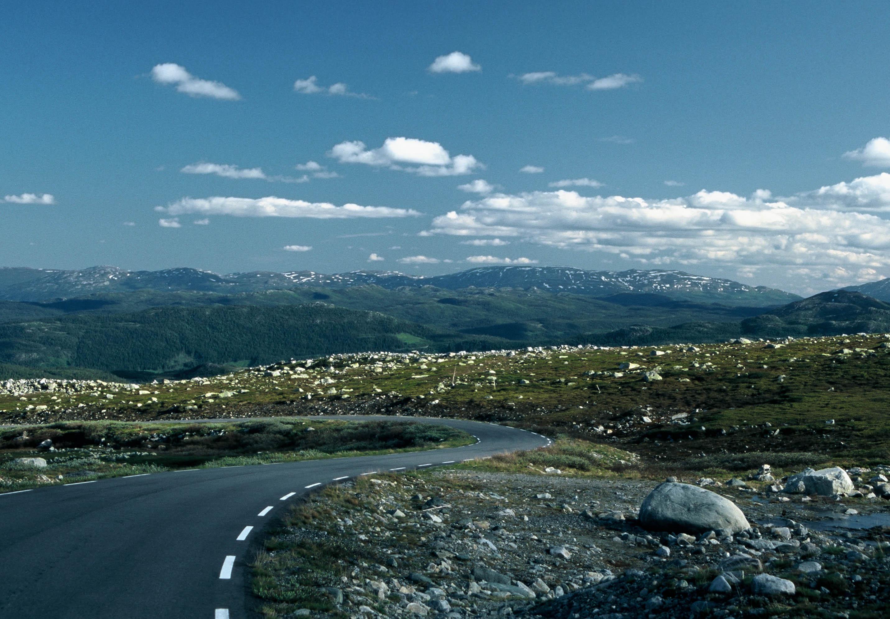 norwegen-fjellstrase