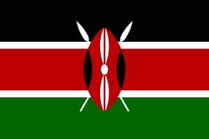 kenia flag