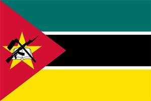mosambik flag